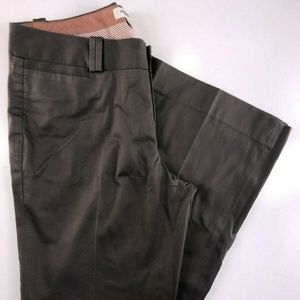 Banana Republic Logan Fit Flat Front Pants BO21
